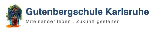 Logo Gutenbergschule
